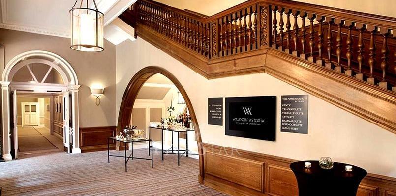 Waldorf Astoria Edinburgh photo 4