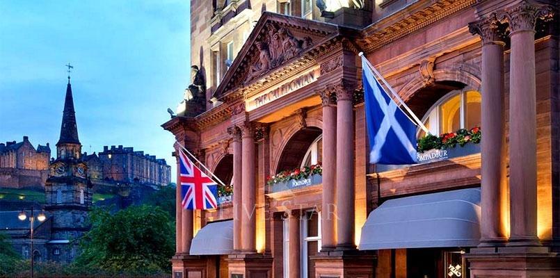 Waldorf Astoria Edinburgh photo 2
