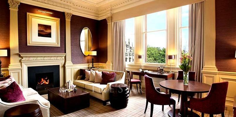 Waldorf Astoria Edinburgh photo 17
