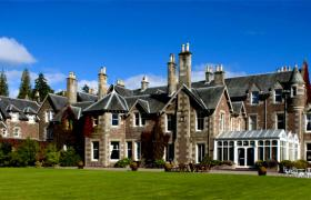 5 Star Luxury Accommodation In Perthshire Scotland Fivestar Ie