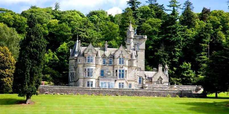 Kinnettles Castle photo 1