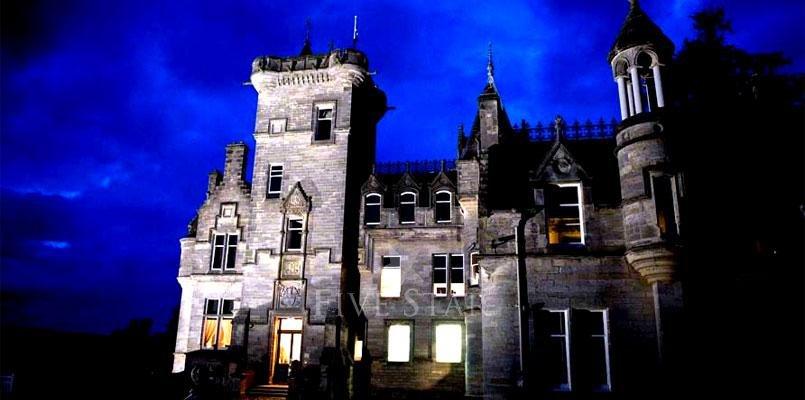 Kinnettles Castle photo 21