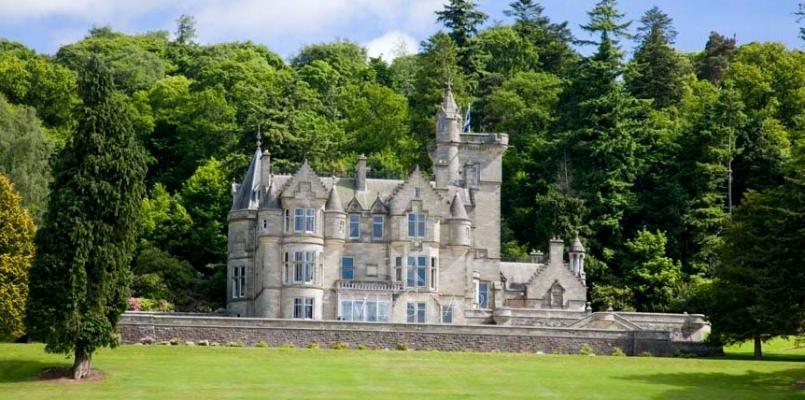 Kinnettles Castle photo 22
