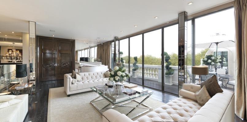 Knightsbridge Penthouse photo 6