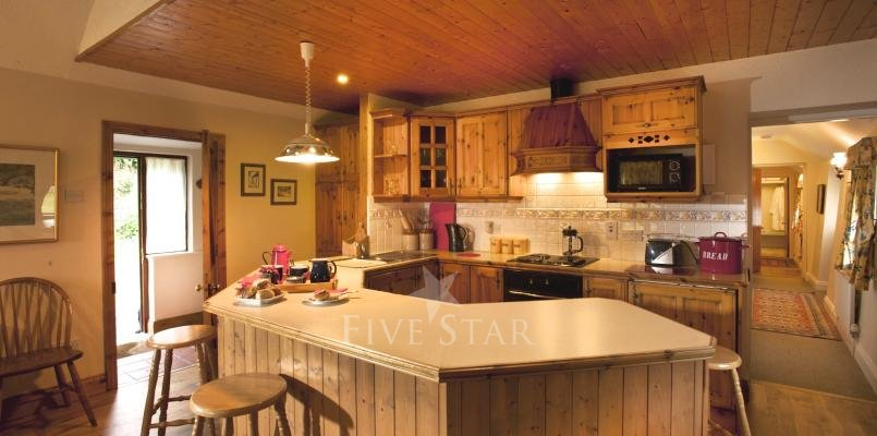 Rose Cottage ~ Kitchen