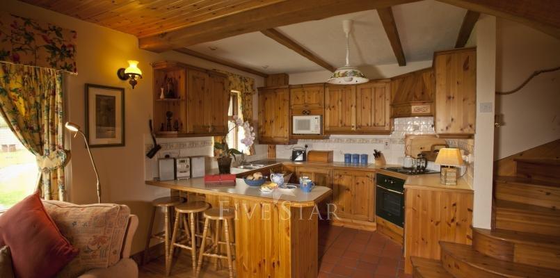 Garden Cottage ~ Kitchen