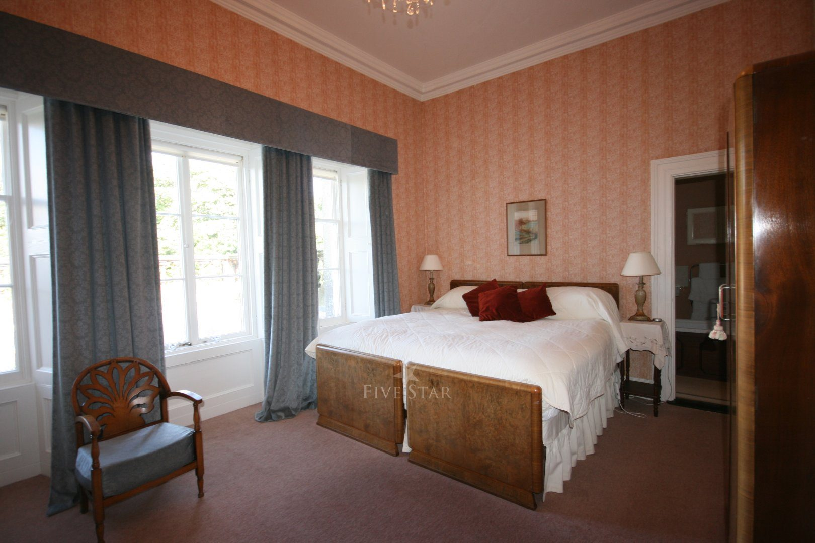 The Balcony Bedroom