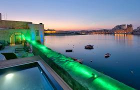 Photo of Waterfront Villa Valletta
