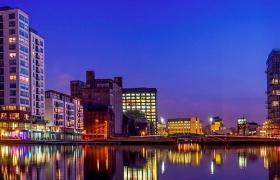 Photo of Grand Canal Dock