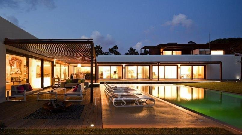 Contemporary House in Cascais | Five Star Luxury Villa for Sale ...