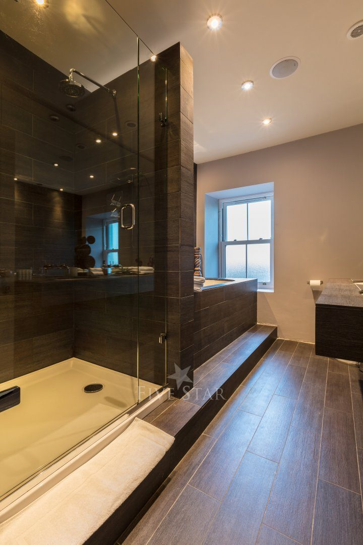 Feature bathroom