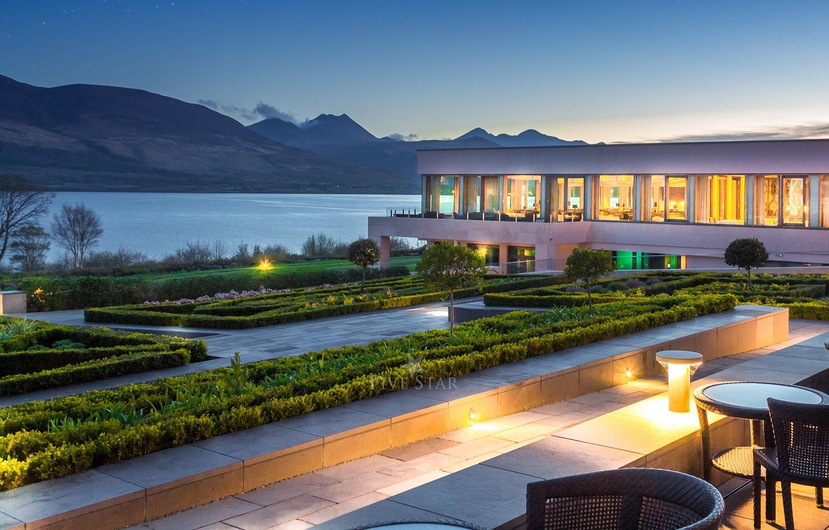 Ring Of Kerry To Europe Hotel And Resort