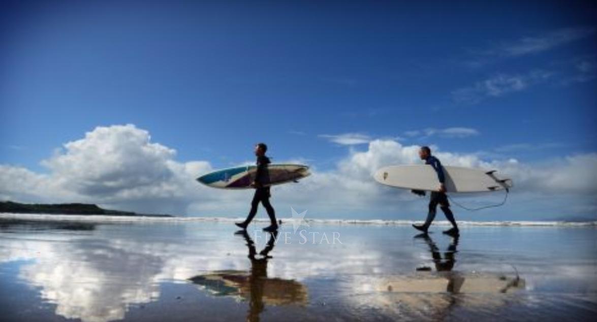 Rossnowlagh Beach