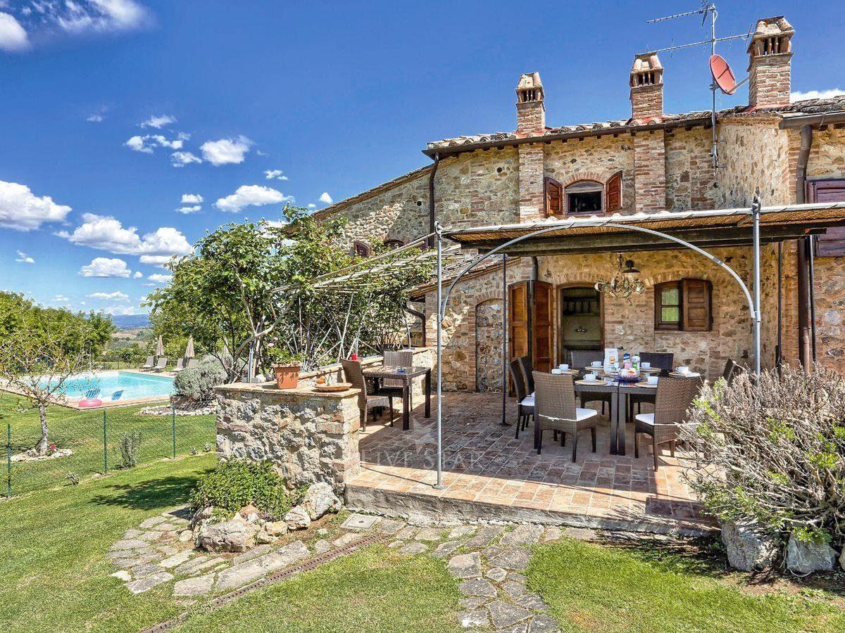 Villa Giulia | Luxury Villa in Volterra and San Gimignano, Italy ...