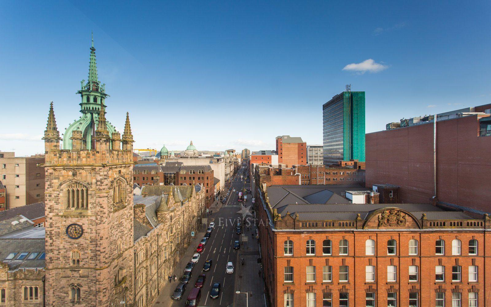 Fitzwilliam Hotel Belfast photo 2