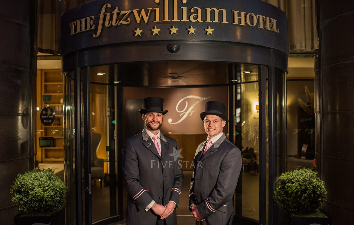 Fitzwilliam Hotel Belfast photo 1