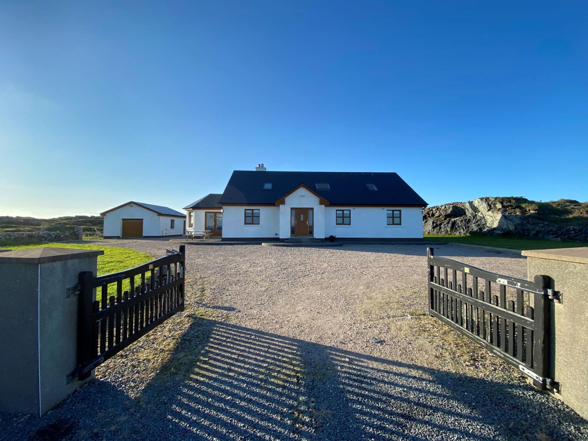 Sea View Connemara