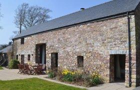Photo of Cennen Cottages at Blaenllynnant, Ysgubor Fawr